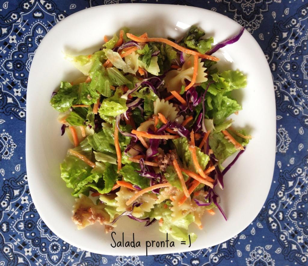 salada pronta